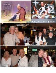 Bob Weber's 75th birthday party