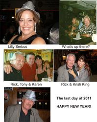 The end of 2011