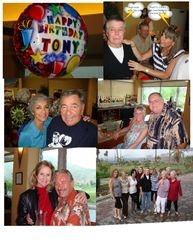TONY CURRERI'S BIRTHDAY PARTY
