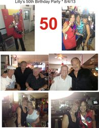 Lilly's 50th Birthday, page 2 of 2
