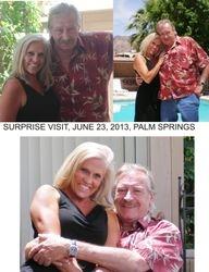SURPRISE VISIT, June 23, 2013