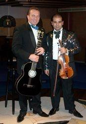 Violin & Acoustic guitar Duo