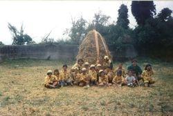 Castors 95-96