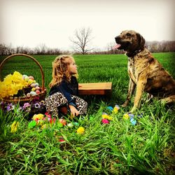 Kenna and Maybe Easter 2014