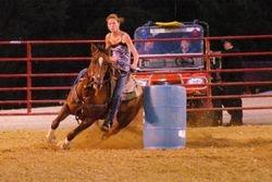 Kelly Barrel Racing