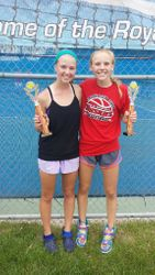 Women's Open Doubles Champions