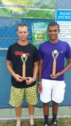 Men's Open Doubles Champions