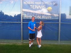 Mixed Doubles Runners Up