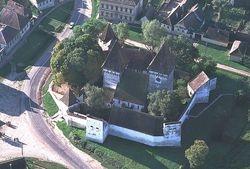 Biserica Fortificata Dealu Frumos