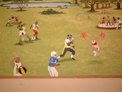 Filtness for Kids Mural