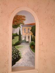 Tuscan niche