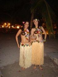 Daniella y Rosanna