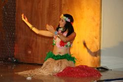 Danza Polinesia. En el Magico Poder de la danza