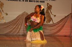 Danza Polinesia. En Magico Poder de la danza