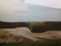 Hell Bunker, Old Course hole 14