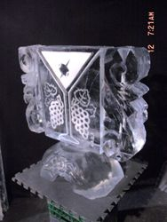 MARTINI ICE LUGE