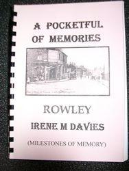 """A Pocketfull of Memories"""""""