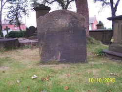 Grave Rowley church