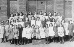 rowley C of E school  1915