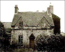 Rowley Rag cottage in Hawes Lane
