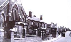Methodist Church Hawes Lane