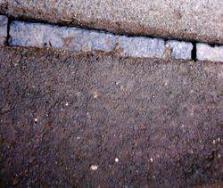 Rowley Rag kerb stones
