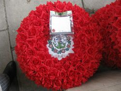 An RSStG wreath