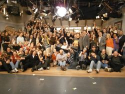 CAST AND CREW OF TWO AND A HALF MEN