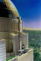 Griffith Park Obsevatory
