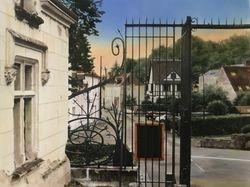 Chateau de Chissay Gate