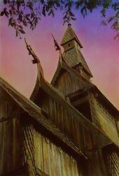 Stave Kirke 1