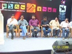At Kala Ghoda Festival Mumbai 2009