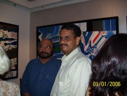 Govind Nihalani and Sachin