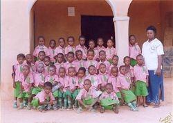 S.P.A.C.E. Pioneer Students of Kindergarten in 2011