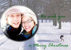 Christmas Card - Personal