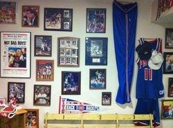 1989-90 Pistons Memorabilia