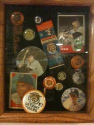 Detroit Tigers Memorabilia