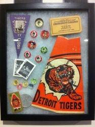 Detroit Tiger memorabilia