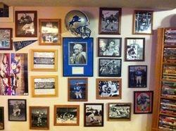 1953/1957 Detroit Lions Memorabilia