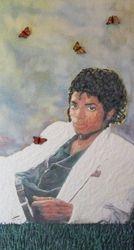 MJ In Spring Time