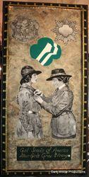 """NFS: """"Juliette Gordon Low: Captured In the Sands of Time"""""""