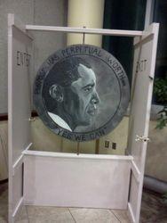 The Presidential Sand Dollar