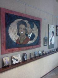 President & Mrs. Obama