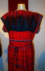 Eve  kootud kleit