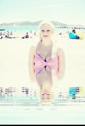 Sara's Funny Beach 2015
