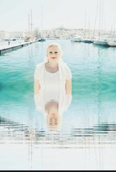 Sara's Harbour Mirror