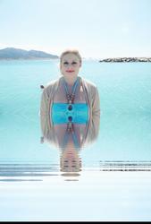 Sara's Blue Seascape