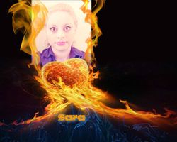 Sara's Heart Fire