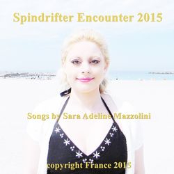 Spindrifter Encounter Album cover 2015
