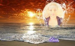 Sara's Sea Foam